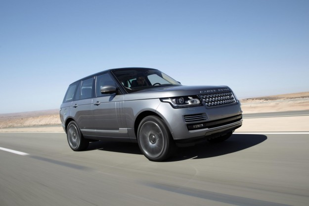 Photo of Range Rover e Range Rover Sport 2015, restyling per i reali