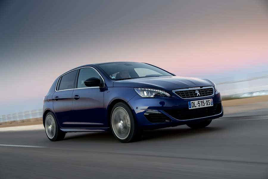 Photo of Peugeot 308 GT 2015 2016