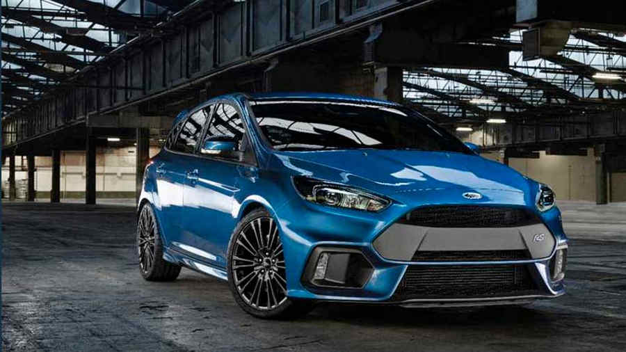 Photo of Ford Focus RS 2016