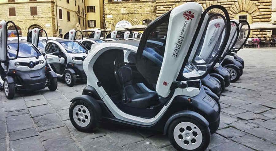 Photo of Firenze si elettrizza: 70 nuovi veicoli elettrici Renault