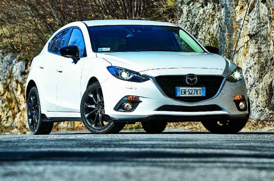 """Photo of Kit estetico per Mazda3 """"Aero Kit"""""""