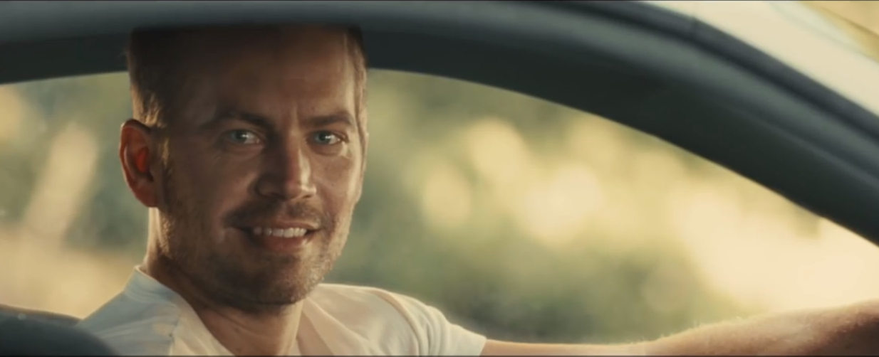 Photo of Fast & Furiuos 7 Paul Walker c'è!