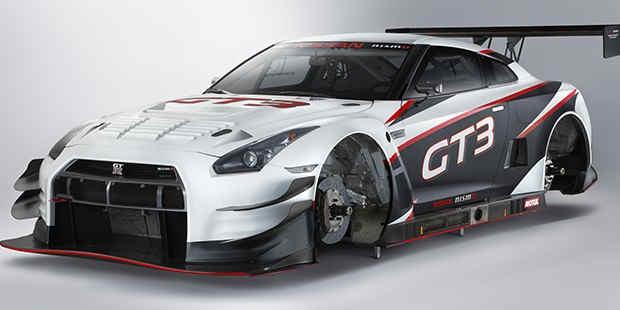 nissan- GT-R Nismo-GT3