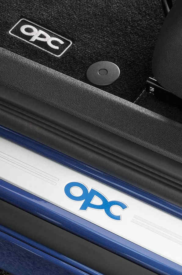 logo OPC Opel Performance Center