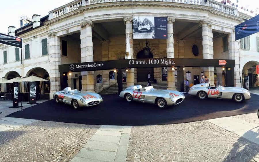 Photo of Mille Miglia si punzona e si parte!