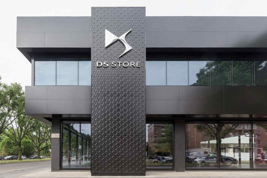 Photo of DS Store Milano il primo in Italia
