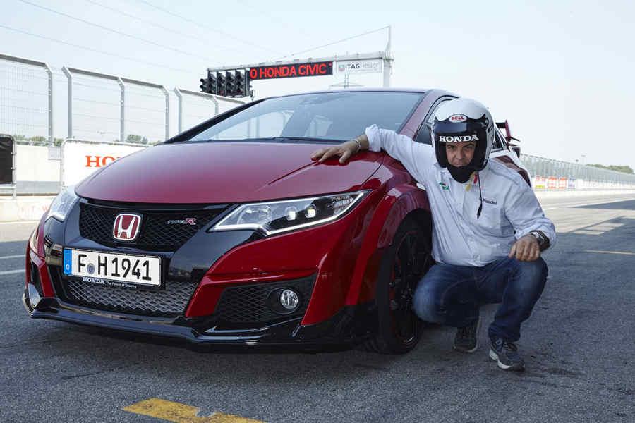 Photo of Nuova Honda Civic Type R 2.0 turbo