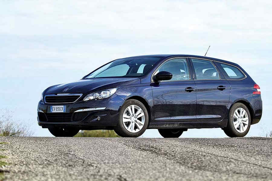 Photo of Peugeot 308 SW 1.6 BlueHDi Business