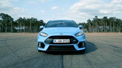 Photo of Focus RS Goodwood Festival of Speed