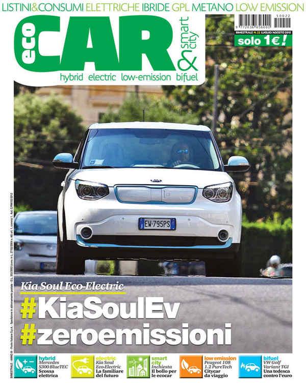 Rivista EcoCar numero 22