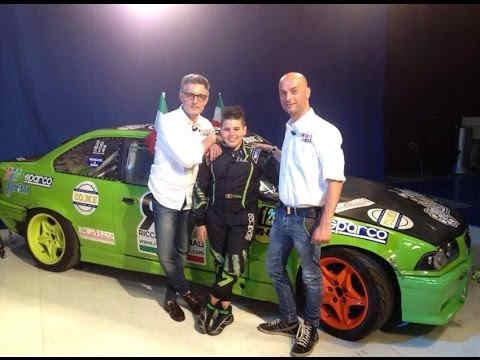 Photo of Talenti da corsa – Riccardo Tonali, il drifter più giovane d'Europa