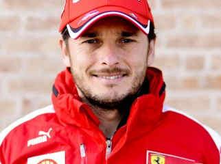 Giancarlo Fisichella Ferrari
