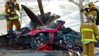 incidente mortale Paul Walker