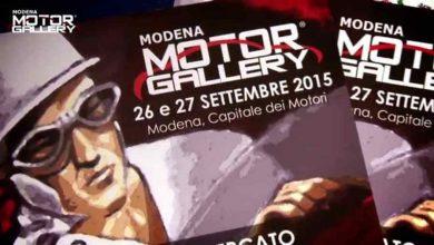 Photo of Motor Gallery 2015 Modena