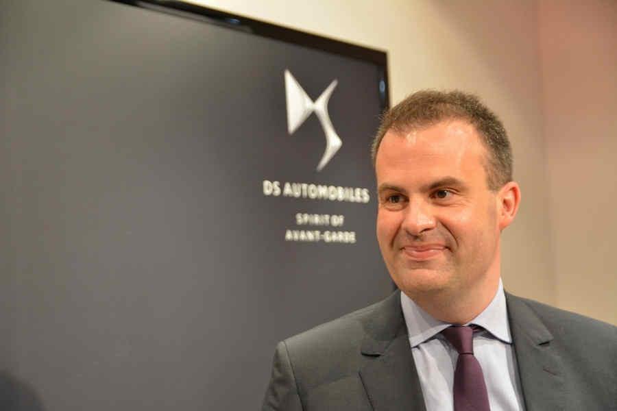 Yves Bonnefont direttore generale di DS Automobiles