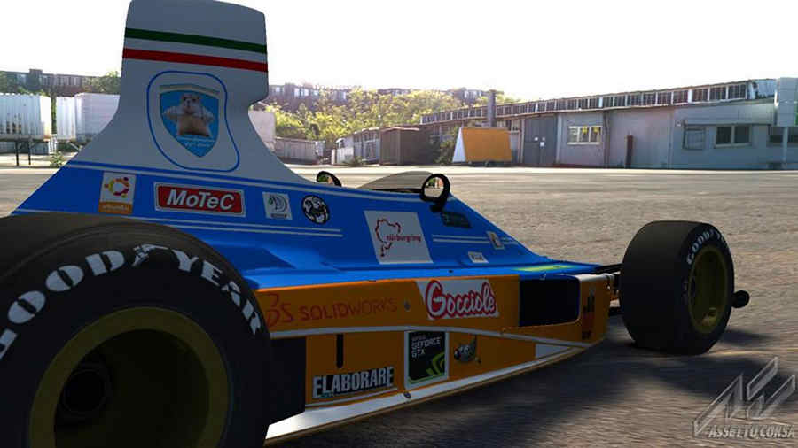 Photo of ASSETTO CORSA SIMULATORE AUTO ON LINE MULTIPLAYER