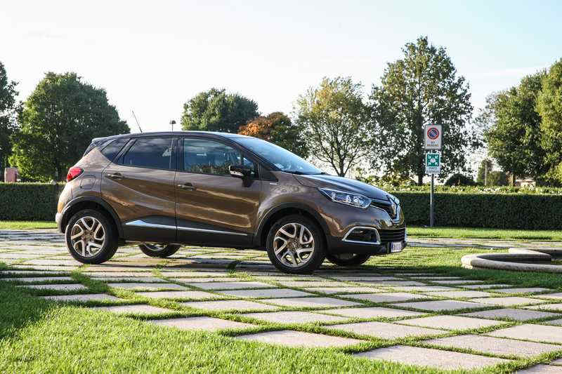 Renault captur iconic limited edition exicte for Captur excite