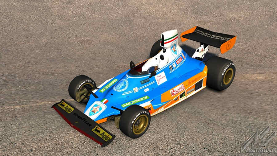 Photo of Ferrari 312T torneo online Assetto Corsa