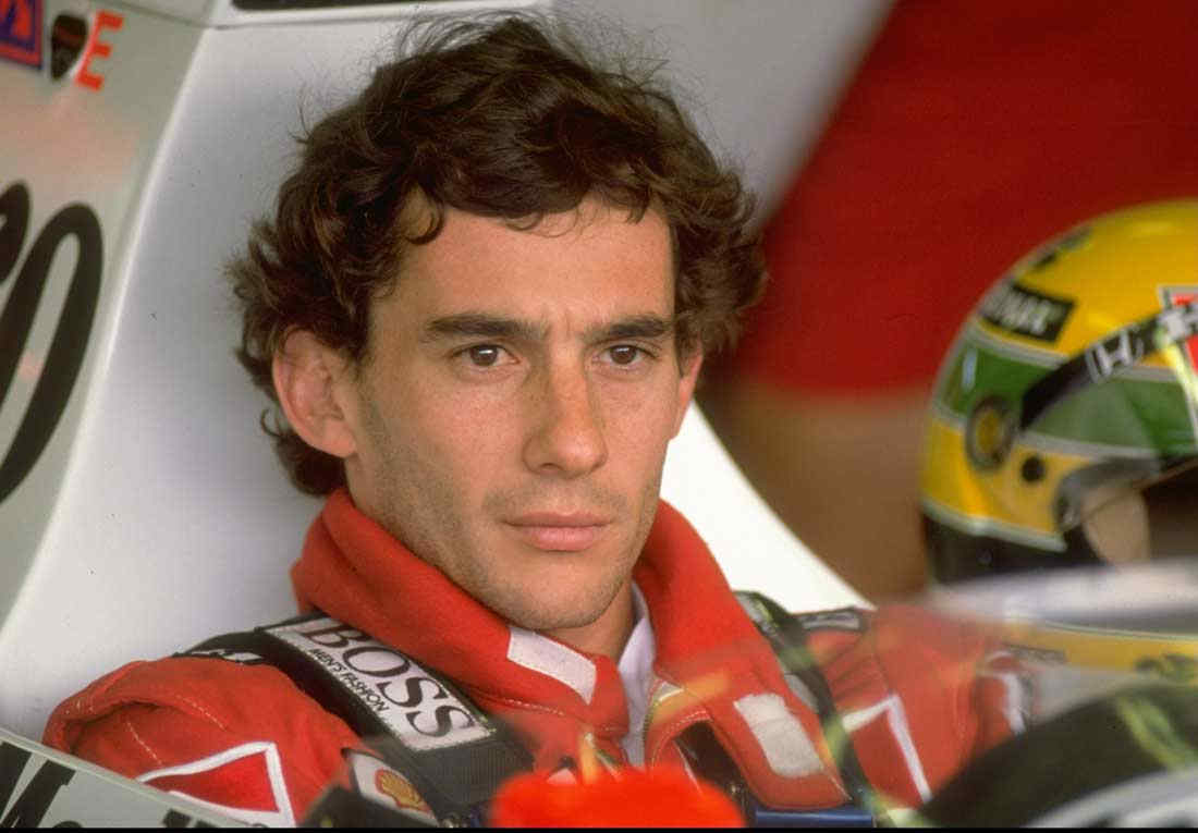 Photo of Ayrton Senna da Silva – Tribute – La Vita La Morte