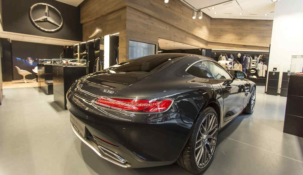 Photo of MERCEDES ME STORE MILANO