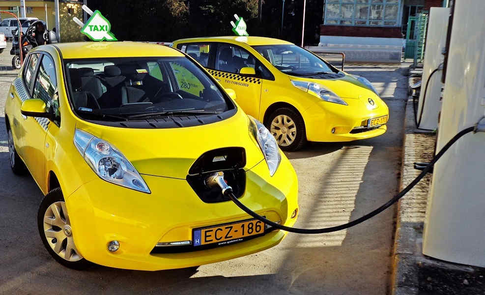 Photo of TAXI ELETTRICI NISSAN IN EUROPA