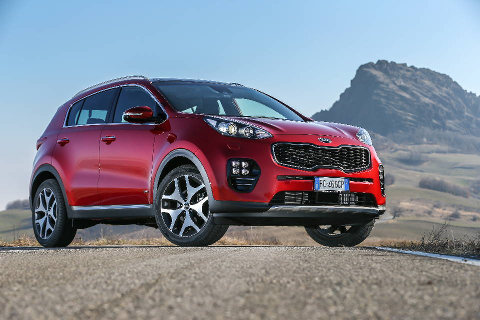 Photo of KIA SPORTAGE 2016 OFFICIAL