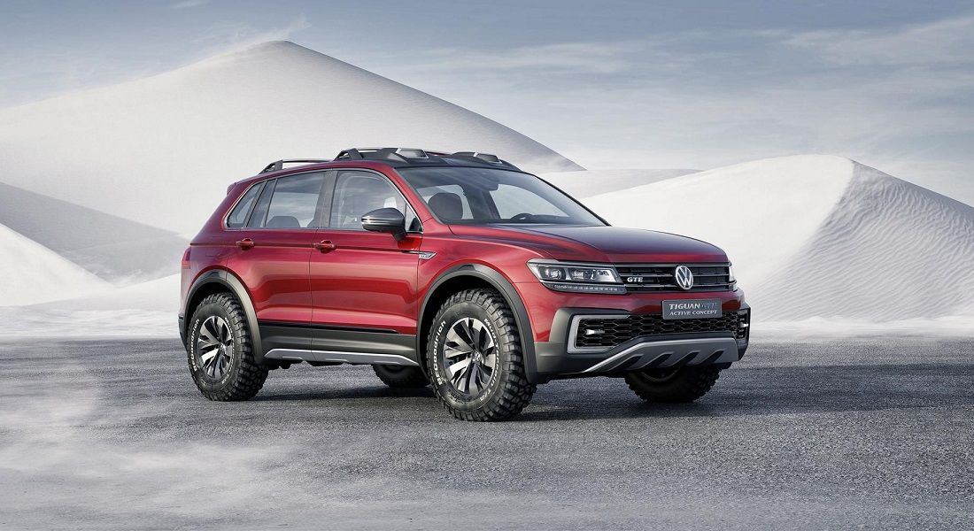 Photo of VOLKSWAGEN TIGUAN GTE SUV IBRIDO