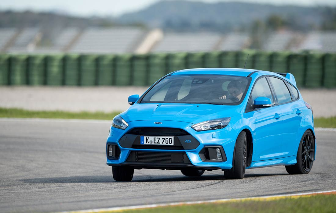 Photo of Drift Mode su FORD FOCUS RS