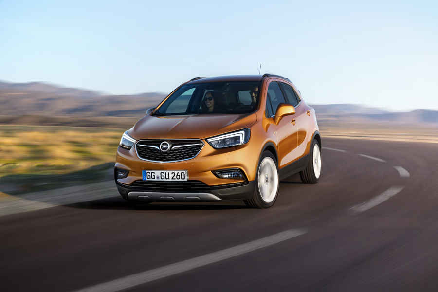 Photo of NUOVO OPEL MOKKA X