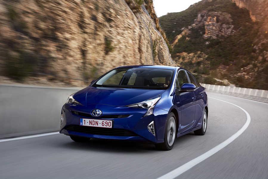 Photo of Toyota e Lexus Vendite Hybrid Segno+