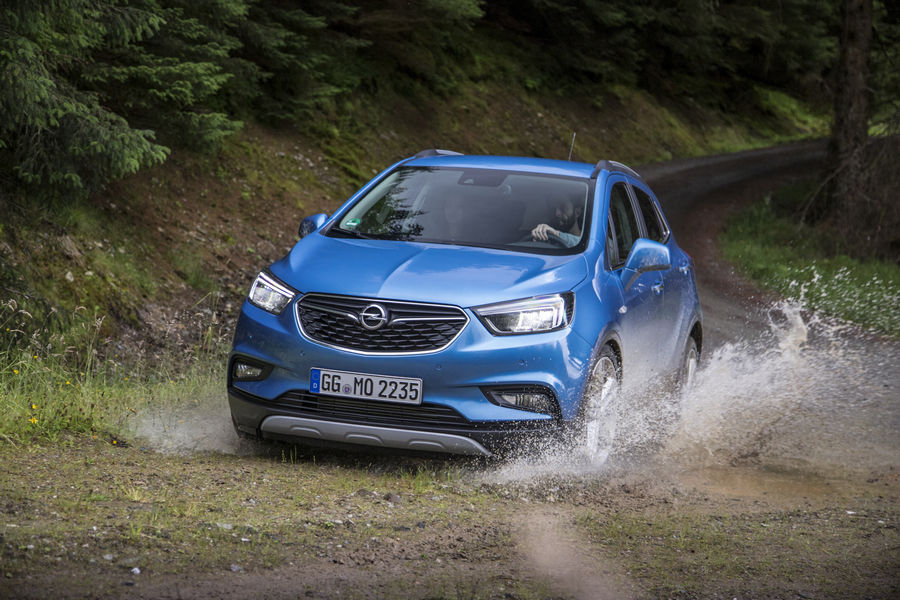 Photo of Opel Mokka X 100.000 Ordini
