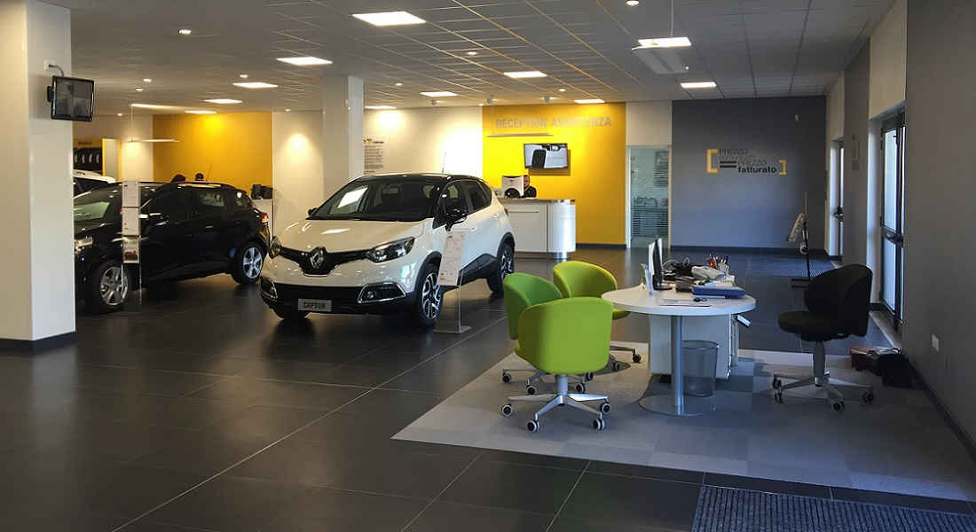 Photo of RENAULT STORE LEONI ORISTANO