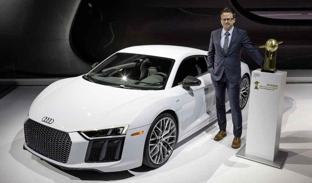 Photo of Audi R8 World Performance Car