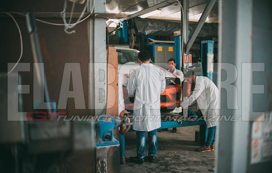 Photo of Lancia Delta Hf Integrale? No, Evoluzione Gt!