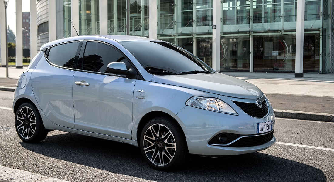 Photo of Nuova Lancia Ypsilon Mya