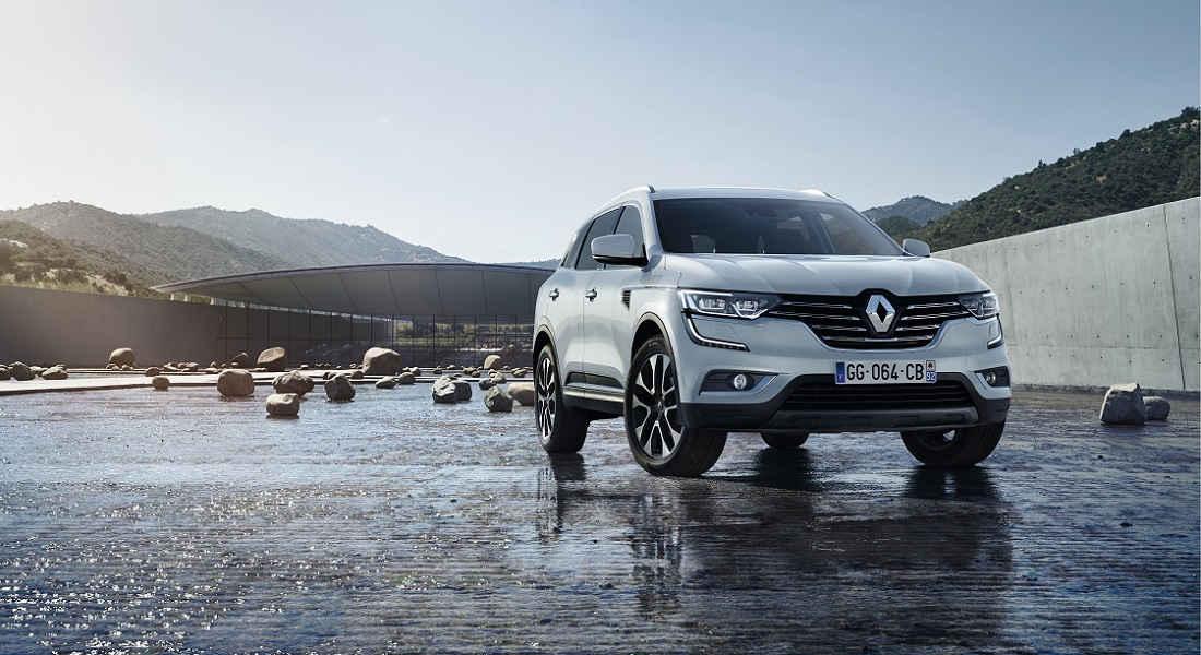 Photo of Renault Svela Koleos