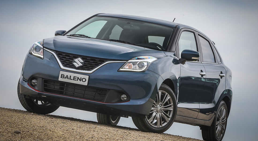 Photo of Nuova Suzuki Baleno S La Prova