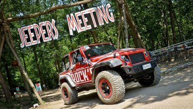 Photo of Jeepers Meeting 2016 Maggiora