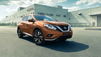 Photo of Nissan Murano Russia
