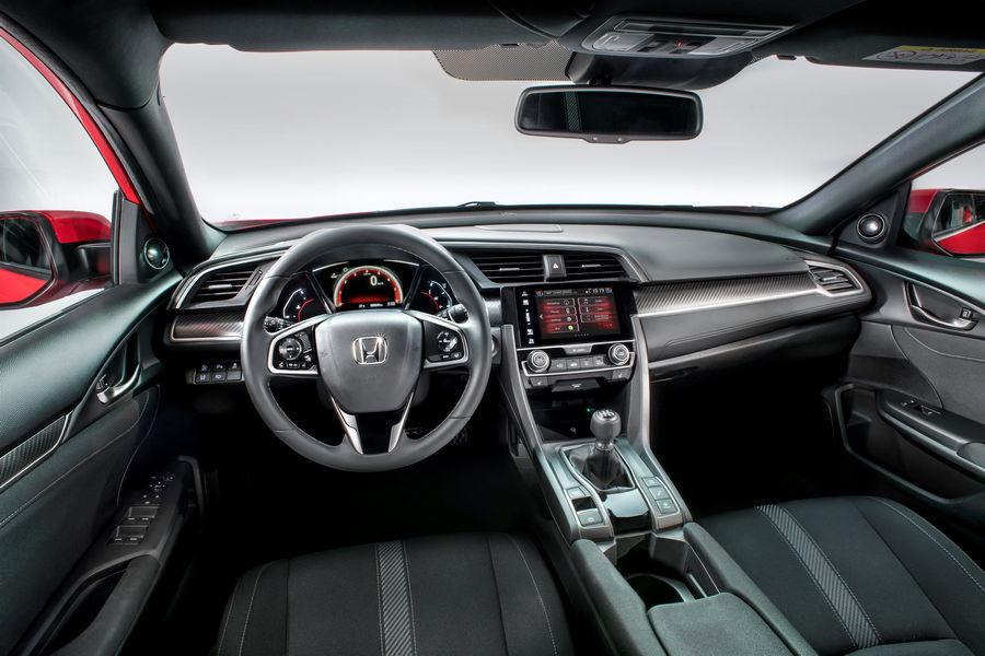 Plancia strumenti  nuova Honda Civic 2017