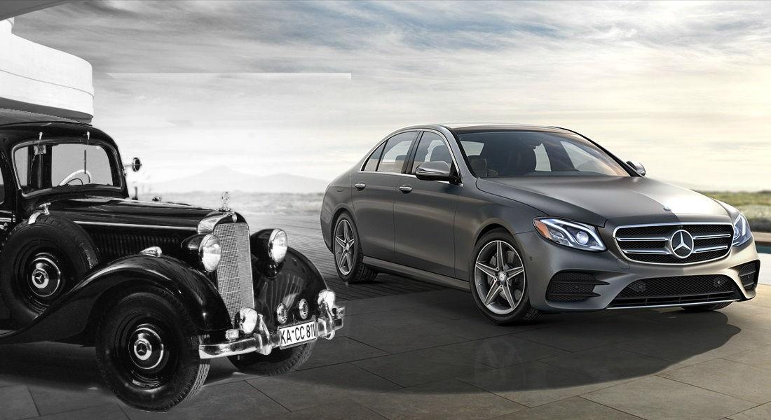 Photo of Mercedes-Benz 80 Anni Motore Diesel Padova