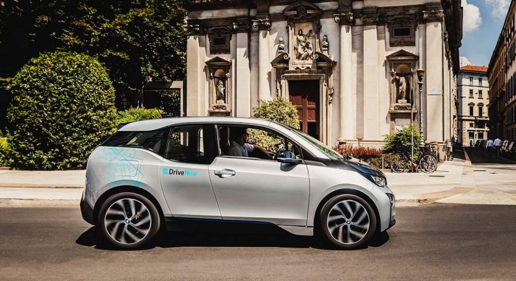 DriveNow-Milano-BMW-i3-1