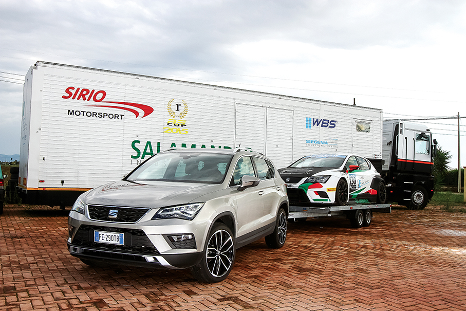 Photo of Seat Ateca 4×4 Tdi La Prova