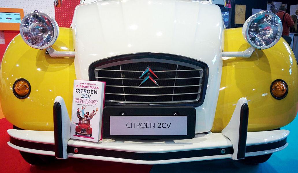 Photo of Citroën 2Cv Libro 101 Storie