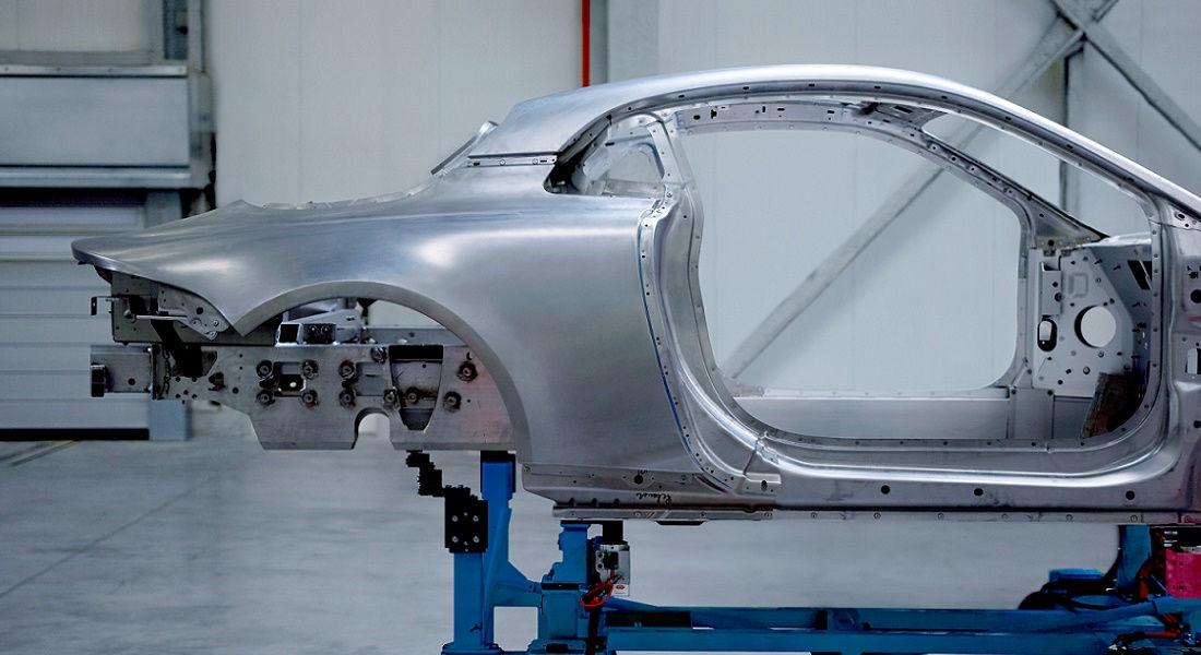 Photo of La Nuova Alpine Sarà In Alluminio