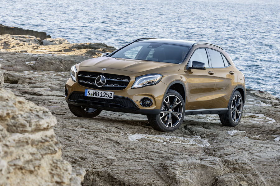 Photo of Nuovo Mercedes-Benz Gla