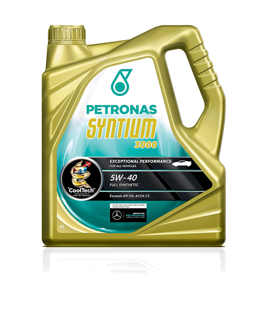 PETRONAS-Syntium-with-CoolTech-3000-5W-40