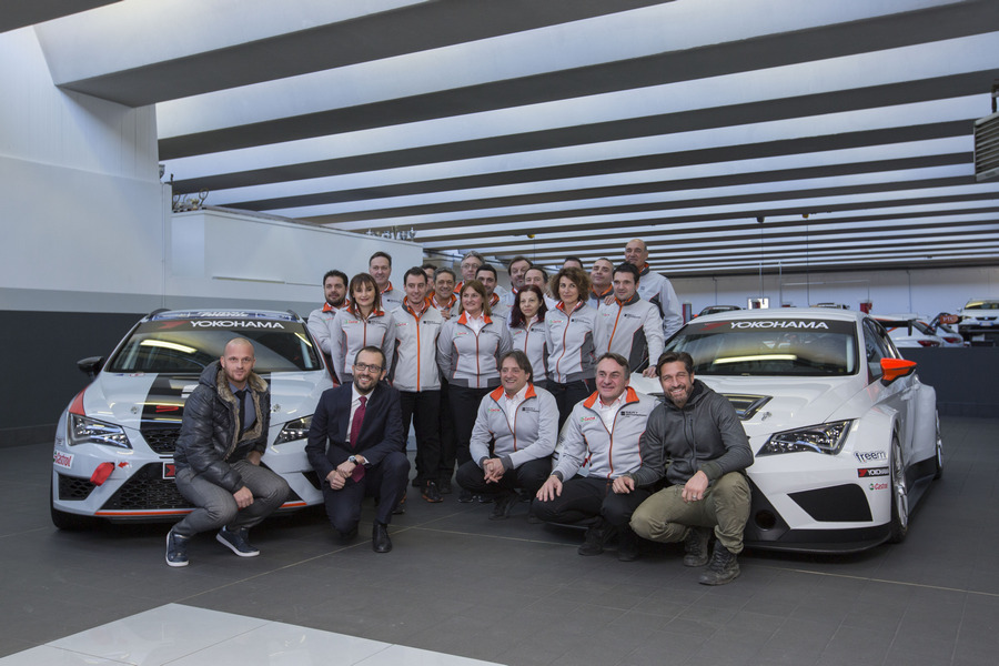 Photo of Seat Motorsport Italia Novità 2017