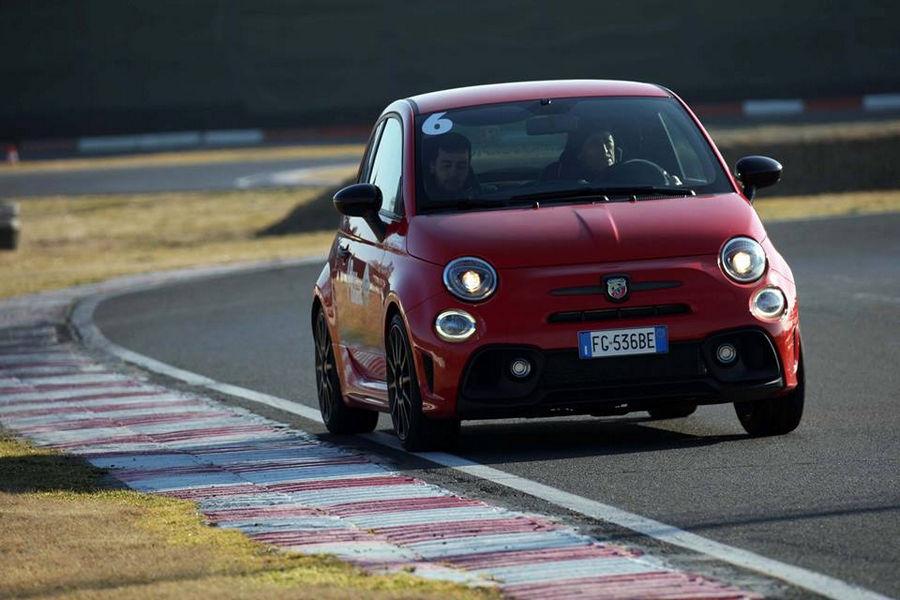 Photo of Rally Italia Talent Abarth Record Adria