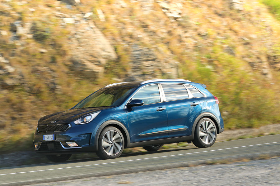 Photo of Kia Niro Hybrid La Gamma 2017
